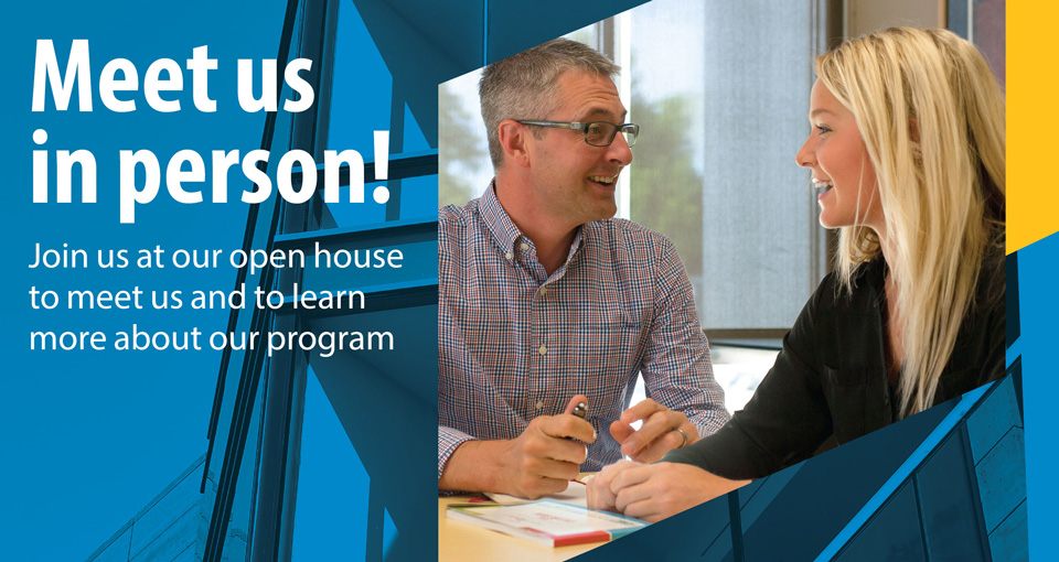MHA Program Open House