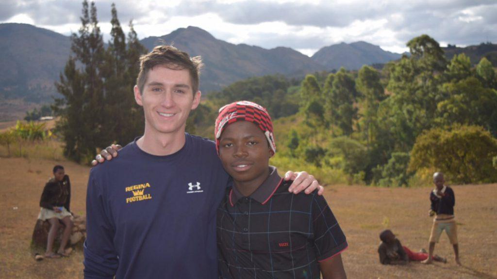 photo of Blake Smith in Swaziland