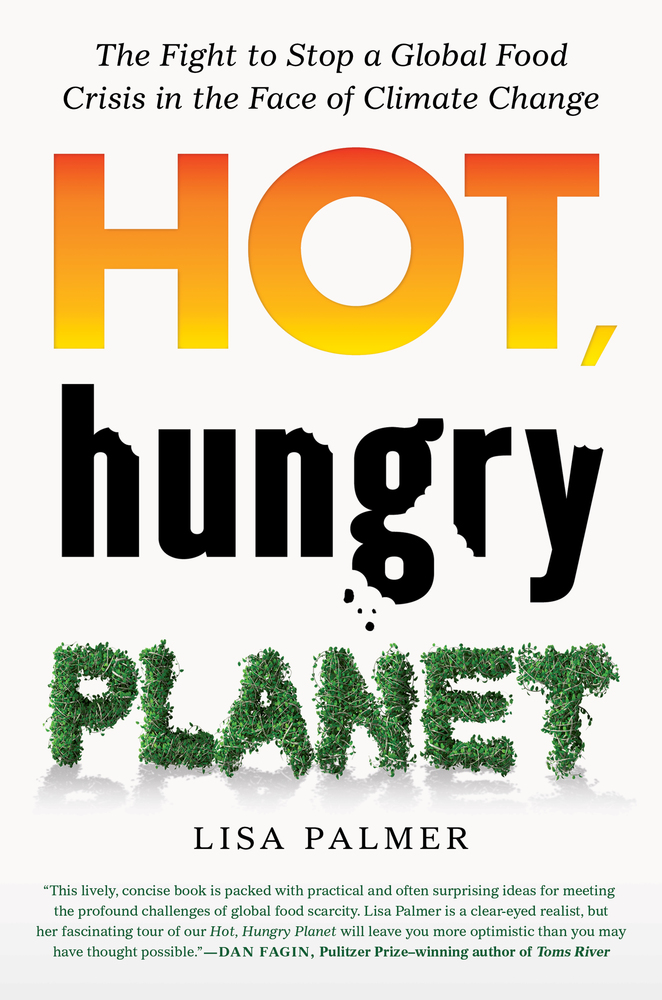 Hot Hungry Planet cover