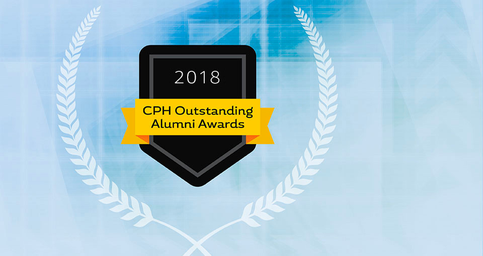 Nominate someone for the 2017 Outstanding Alumni Awards