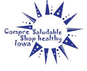 Shop Healthy Iowa Logo
