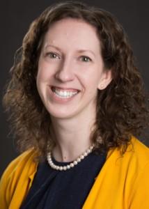 Portrait of Margaret Chorazy, 2018 Outstanding Alumni Award recipient.