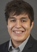 Portrait of Juan Gudino of the Department of Epidemiology at the University of Iowa College of Public Health.