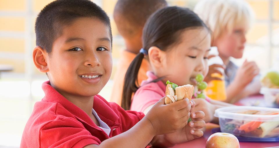 kindergarten-lunch