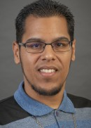 A portrait of Felix Rodriguez of the Department of Biostatistics at the University of Iowa College of Public Health.