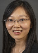 A portrait of Guanlan Xu of the Department of Biostatistics at the University of Iowa College of Public Health.