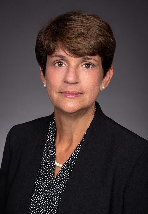 portrait of Deb Waldron