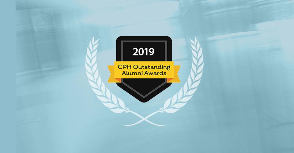 2019 Outstanding Alumni Awards