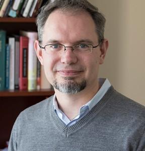 Portrait of Dr. Brandon Kohrt of George Washington University