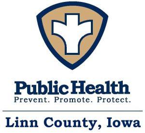 Linn County Department of Public Health Logo