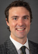 A portrait of Jason Semprini of the Master of Public Health program at the University of Iowa College of Public Health.