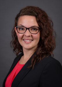 A portrait of Priscilla Marlar of the Department of Health Management and Policy at the University of Iowa College of Public Health.