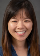 A portrait of Caryn Yip of the Department of Occupational and Environmental Health at the University of Iowa College of Public Health.