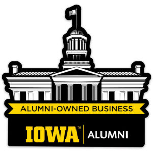 Alumni-Owned Business Decal