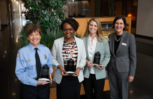 2020 Iowa Public Health Heroes Award winners