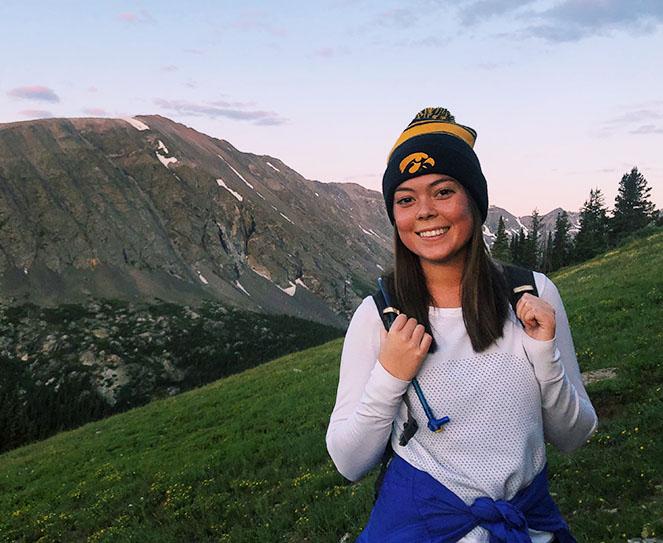 student Jessica Allen