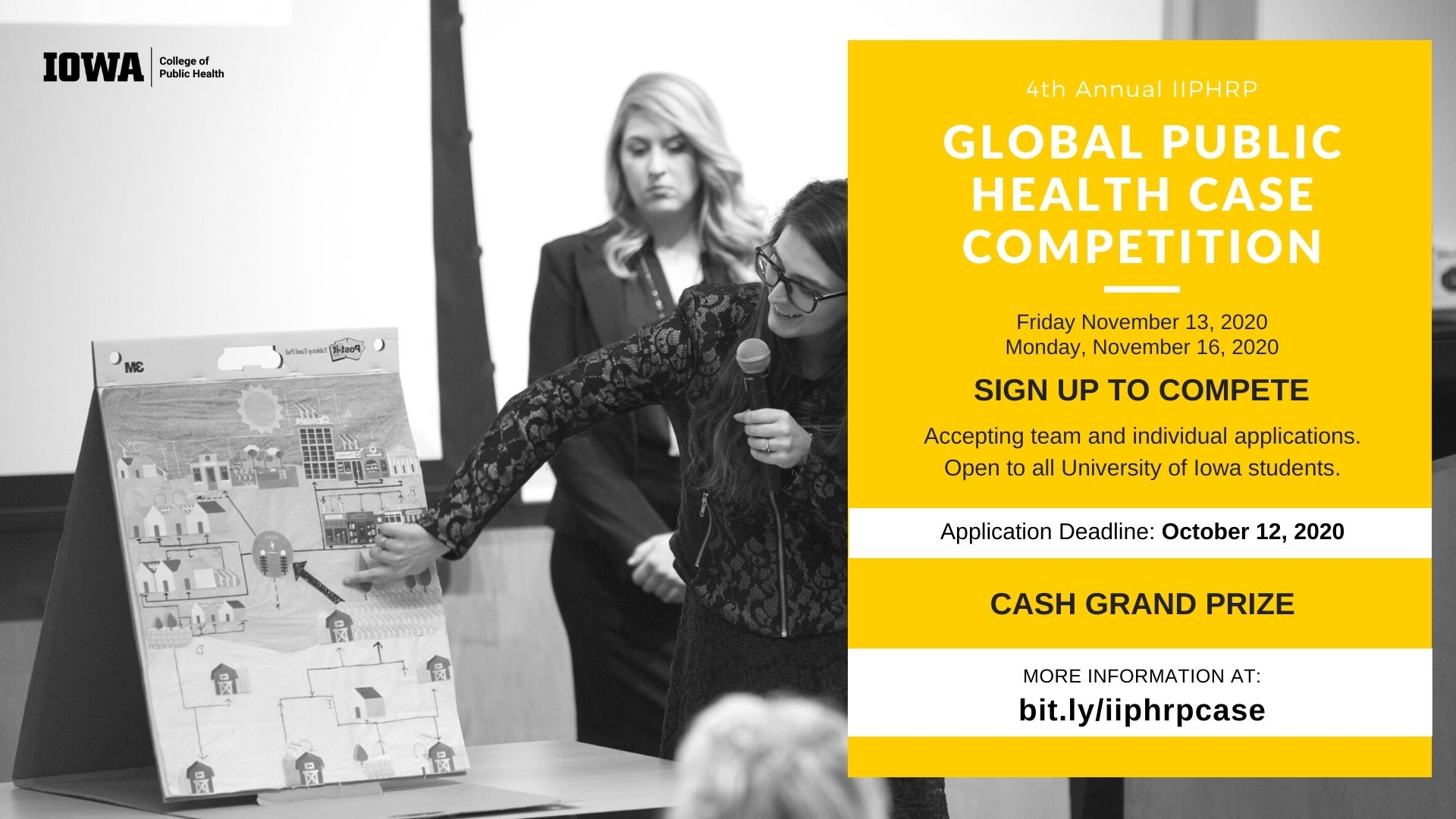 Global Public Health Case Competition