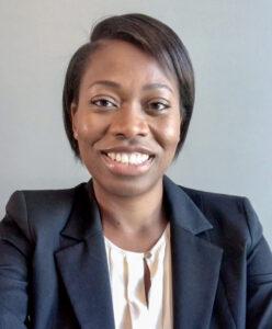 portrait of Carol Ayangbile
