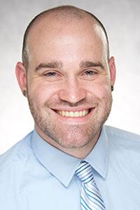 portrait of Aaron Scherer