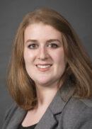 College of Public Health Global Public Health Coordinator Sophie Switzer.