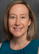 Portrait of Whitney Zahnd of the Department of Health Management and Policy at the University of Iowa College of Public Health.