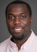 Gawain Williams, student in the Department of Health Management and Policy at the University of Iowa College of Public Health.