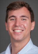 Tyler Guzowski, of the Department of Occupational and Environmental Health at the University of Iowa College of Public Health.