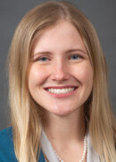 Kelsey Strandberg, of the Department of Occupational and Environmental Health at the University of Iowa College of Public Health.